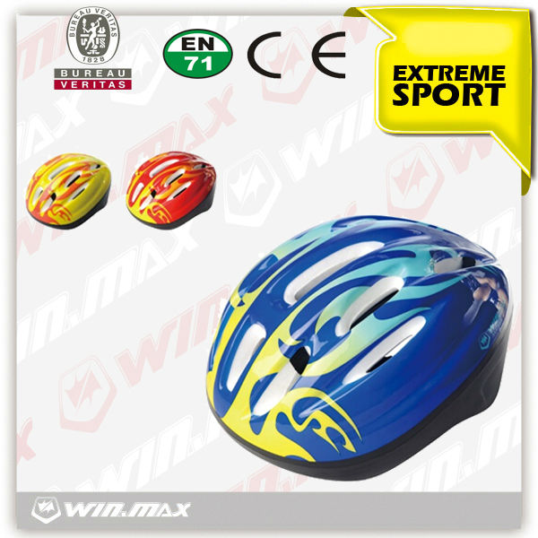 unique motorcycle helmets/skateboard helmet for kids