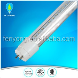 High Voltage 347V Canada Market 8FT T8 High Lumen Led Tube Light