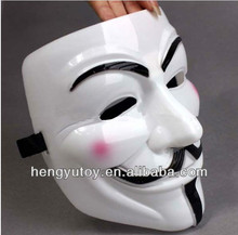 Hot Selling Plastic Mask wholesale v for vendetta mask for sale Discount