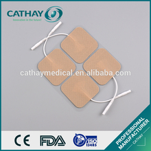 Factory price FDA certificated medical use electrode pads for tens unit