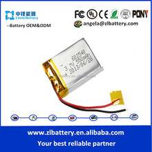 Hot sale for promotion Rechargeable Li-Polymer RC Battery RC Helicopter Battery RC Toy Battery