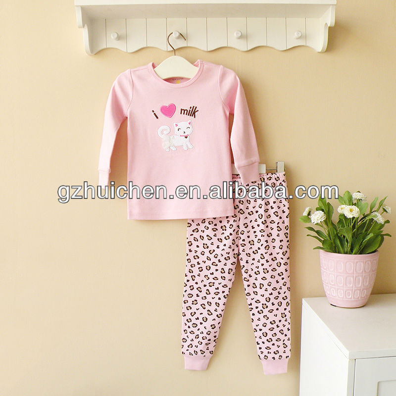 pijamas for kids,kids pijamas,100%cotton kids suits