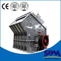 Heavy calcium carbonate crusher stone , stone crusher