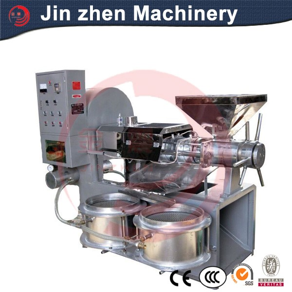 Cocount oil expeller,sunflower oil press machine,mini oil mill used in china