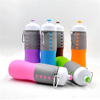 new design food grade Empty Soft Squeeze Silicone Travel Bottle for 2015