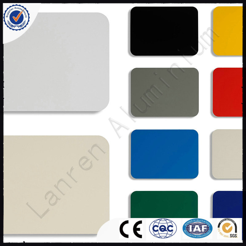 acp aluminum composite panel acp color card