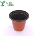 Garden supply plastic flower pot for nursery