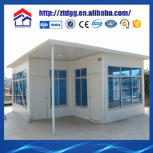 Prefabricated steel tiny house with light gauge steel framing price