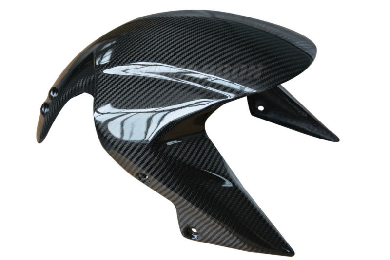 Carbon Front Fender for Kawasaki Z1000 07-09