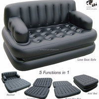 Customized Inflatable Sofa Of TPU Polyurethane