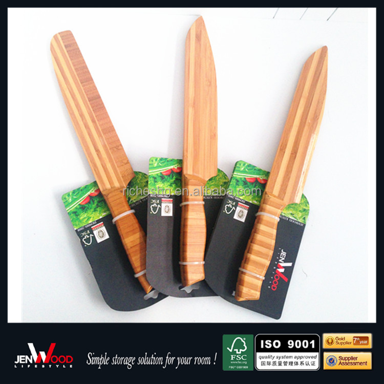 cheap price top quality wooden kitchen knife