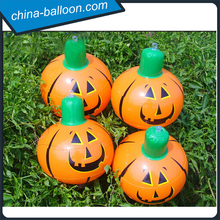 New design Halloween inflatable models/ hallowmas pumpkin lighting for decorations