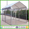Wholesale High quality new design galvanized chain link double dog kennel