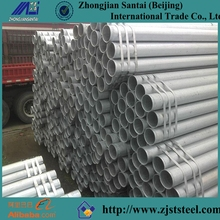 Galvanized steel composite metal pipe cold rolled water conveying pipe