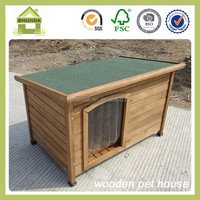 SDD06M Chinese timber dog kennel