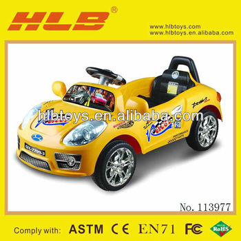 113977-(G1003-7799A-3) RC Ride on car,ride on car toy motor 12v