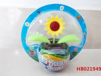 Wholesale Various Colorful Solar Swing Flower Top Quality Solar Dancing Flower