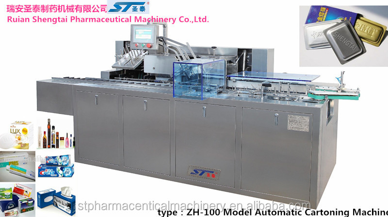 Automatic Adhesive Bandage Cartoning Machine