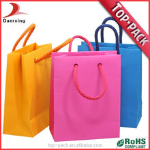Taobao New Product Wholesale Kraft Paper Bags With Handles for gift