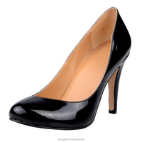 JUSITY china high heel stiletto girls black high heels high heel pumps wholesale designer shoes