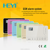 2015 Most Hot Sell Model With Multi Languages GSM Home Security System