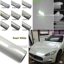Multifunctional air bubble free vinyl sticker for car body color with great price