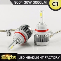 C1-9004 Led Headlight Auto Bulb For Jeep Grand Cherokee Overland