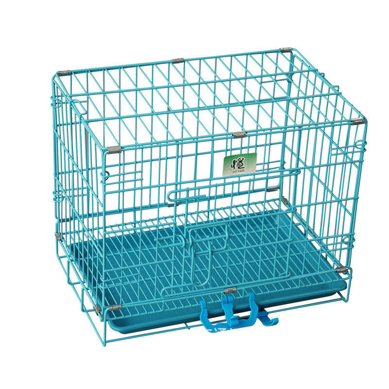 metal portable outdoor iron dog kennel