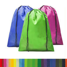 Popular Cheap Polyester Traveling Bag with String/Drawstring