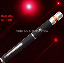 free shipping Hot selling High Power 650nm Long Distance red Laser Pointer Well In Market Cheap Laser Pen