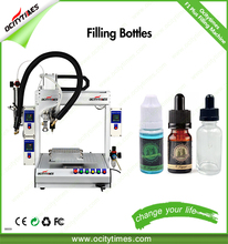 Ocitytimes F1 plus Capping universal cartridges/bottles/disposable ecig filling machine