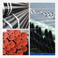 steel pipe price per meter/steel pipe stair handrail/steel pipe elbow