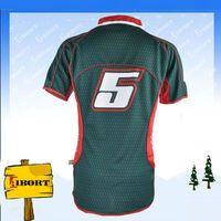 SUB-33-2 Sublimation printing jersey for Schools league matches