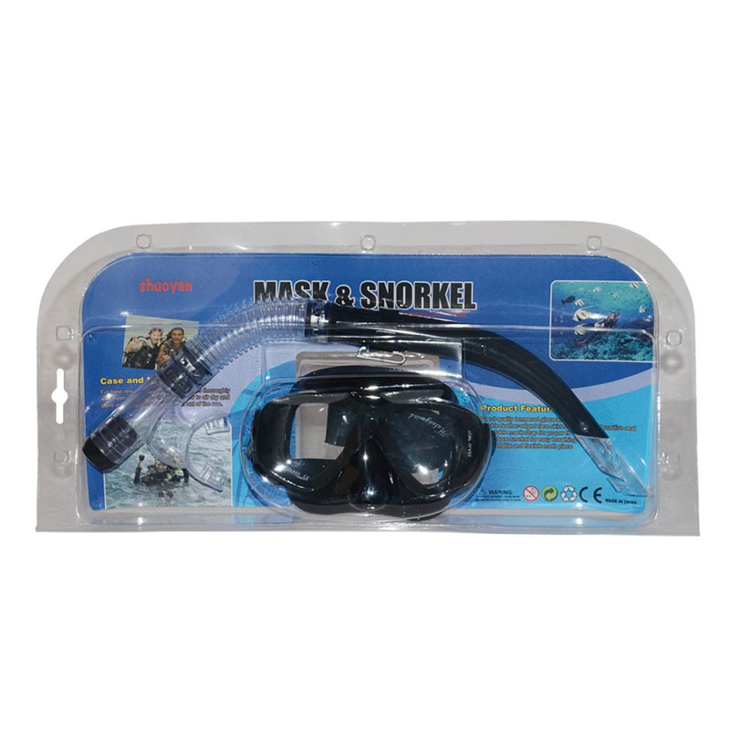 Hotsale Half dry snorkel set for Kids