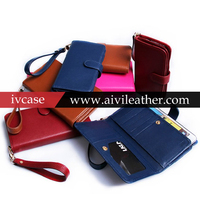 For Samsung Galaxy Note2 Booklet genuine leather case
