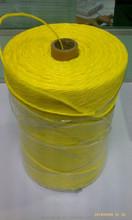 twisted 3 strands mooring PP rope/polypropylene rope