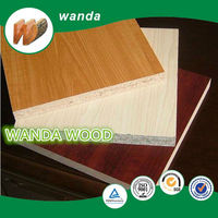 melamine laminated particle board from Wanda Wood