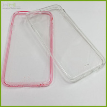 TPU + PC cover mobile phone case for iphone 6