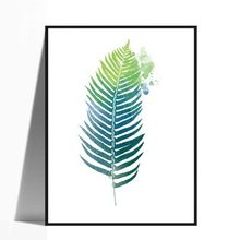 Quiki Rimle Canvas <strong>Wall</strong> Art for living room <strong>bathroom</strong> <strong>Wall</strong> <strong>Decor</strong> artwork Prints green plant flowers painting