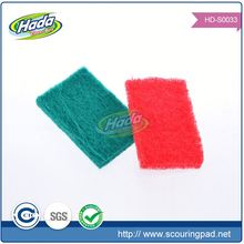 Durable strong decontaminating cotton cleaning pad