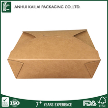 Professional cardboard noodle paste box