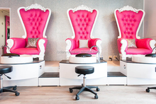 Danxueya- Hot sale beauty salon styling chairs