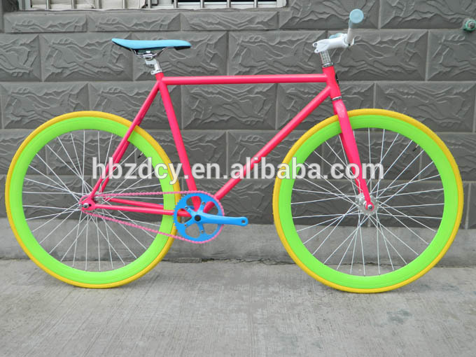 Custom old type bicycle 28 inch wheel bicycle with CKD package bikes for Africa Market