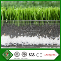 2016 High Quality Green Color Artificial Grass PP Material Football Pitch For UK
