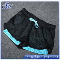 Hot sell women fitness spandex booty shorts shorts women new