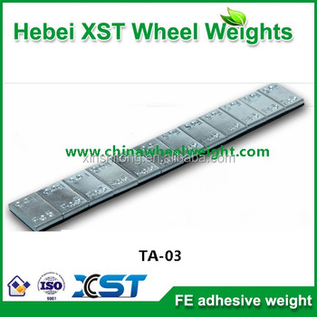 fe adhesive wheel weight
