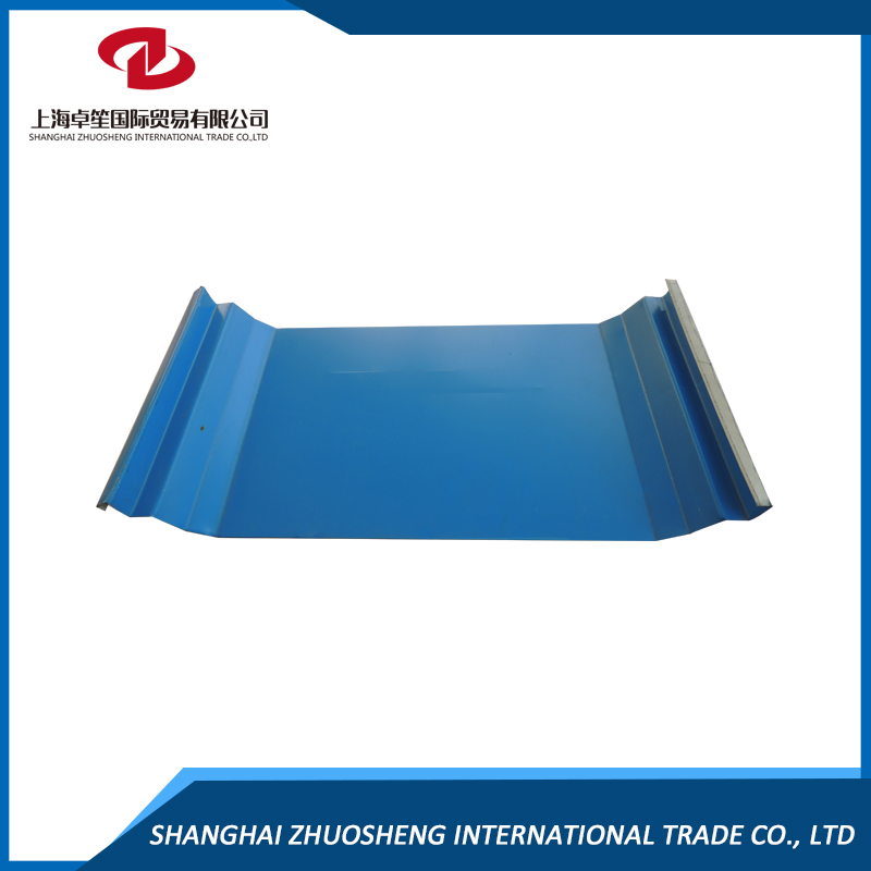 Lower Price Fiber Cement Galvanized Metal Corrugated Roofing Sheet