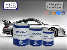 Magic Matte White Color Car Paint Easy Care Paint Colors