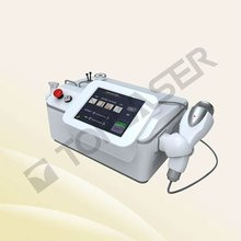 Portable RF + cavitation ultrasound therapy machine for home use