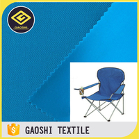 Top Selling Personalized Woven PVC Coated Folding Chair Outdoor Fabric